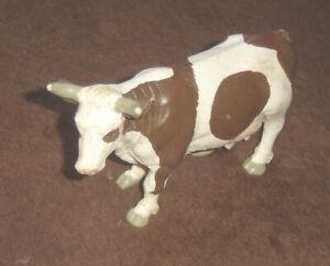 N - figurine animal vache Schleich 1990