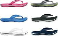 Crocs CROCBAND FLIP Unisex Mens Womens Summer Toe Post Sandals Thongs Flip Flops