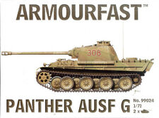 Armourfast 1/72 Panther Ausf G (2 Kits in Box)