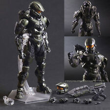 Play Arts PA Kai Game Halo 5 Guardians Master Chief Action Figure 27cm Chinese