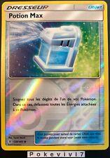 Carte Pokemon POTION MAX 128/145 REVERSE Soleil et Lune 2 SL2 Française NEUF