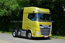 Truck Photo 12x8 - DAF XG+ 530 - C4269