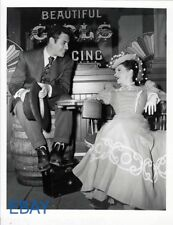 John Hodiak Judy Garland candid on set Harvey Girls RARE Photo