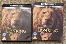 The Lion King 4K Ultra HD + Blu-Ray