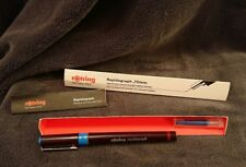 Rotring Rapidograph .70mm Rapidograph High Precision Technical Pen With...