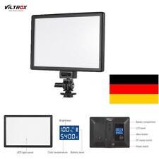 Viltrox L116b 5400k Cri95 LED Videoleuchte Dimmbar für Sony Canon Nikon DSLR