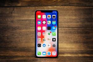 Apple IPHONE Xs - 64GB - Gris Espacio (Libre) Menta Condición
