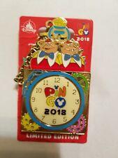 Disney Pin - Hong Kong Pin Go Event 2018 Tweedledum & Tweedledee (LE600)