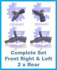 Full Set Front & Rear Pairs ABS Sensor / Sensors For Audi A3 (8L1)