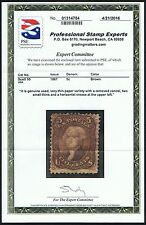 SCARCE GENUINE SCOTT #95 USED PSE CERT APPEARS MINT SCV $950  PRICED TO SELL