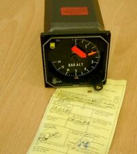 RADIO ALTIMETER INDICATOR, TYPE 339H4 * 622-1204-003 ROCKWELL COLLINS