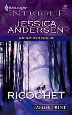 Ricochet By Jessica Andersen (Paperback, Large Print)