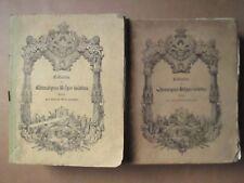 REIFFENBERG : CHRONIQUE RIMEE DE PHILIPPE MOUSKES, 1836-1845. 2 vol. +supplément