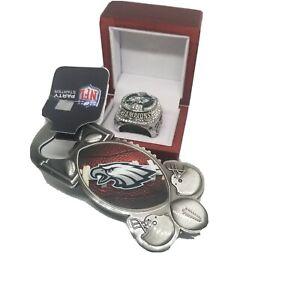 Beer Bottle Opener Philadelphia Eagles NFL Party Starter Magnetic Metal M9