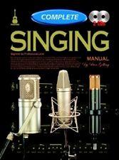 COMPLETE SINGING MANUAL Gelling Book & CDs*