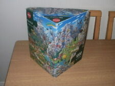 "Heye 1000 Piece Jigsaw Puzzle ""ALPINE FUN"" by TANCK Art Nr 29680 *COMPLETE VGC*"