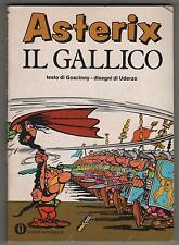 rené goscinny albert uderzo ASTERIX  IL GALLICO  oscar mondadori 669  1976