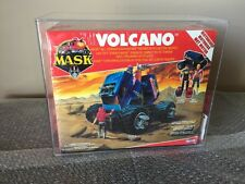 1986 MASK EURO VOLCANO  Kenner  Factory Sealed Vintage AFA 80NM(near mint) WOW