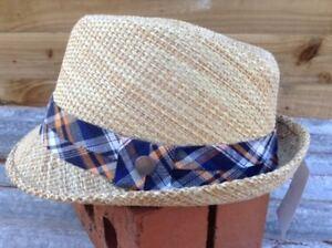 Unisex Summer Trilby Hat 'Dano'