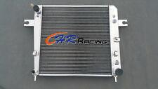 FOR aluminum alloy radiator Jeep Liberty KJ 3.7L V6 A/T 2002-2006 2003 2004 2005