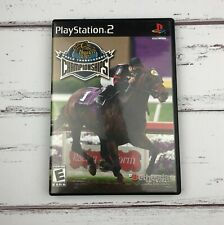 Breeders Cup World Thoroughbred Championships 2005 PlayStation 2 Tested & Works