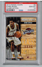 2013 Panini Hoops Kyrie Irving Class Action PSA 10