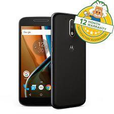 Motorola Moto G4 Black Unlocked Android Smartphone XT1622 4G GRADE B