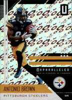 2018 Panini Unparalleled Football Flight Parallel Singles #151-300 Pick Ur Cards