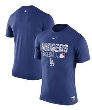 Men's LA Dodgers Nike Royal 2016 Authentic Collection Team Issue Dri-Fit T-Shirt