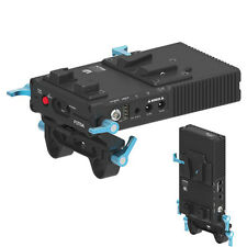 FOTGA DP500III V-Mount Lock BP Battery Power Supply Plate Station for A7RII A7II