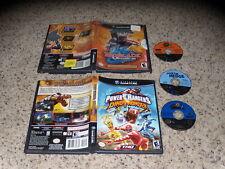 Beyblade V Force, Power Rangers Dino Thunder & Over the Hedge Nintendo Gamecube