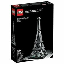 LEGO Architecture Eiffel Tower Paris 21019 NEW SEALED **FREE UK P&P**