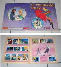 Album IL TULIPANO NERO Panini 1984 COMPLETO figurine stickerS