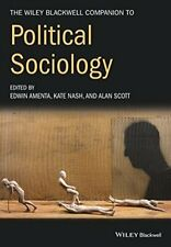The Wiley-Blackwell Companion to Political Soci, Amenta, Nash, Scott+=