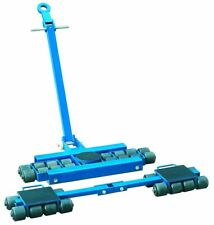 Pake Handling Tools Steerable Skates Kits-Machinery Moving Dolly 24 Ton Capacity