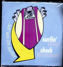 "ep Surfin' Lungs / Shock Treatment Tell'em I'm Surfin' 7"" EP tradewinds rubinoos"