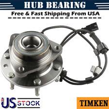 wheel hubs bearings for chevrolet trailblazer for sale ebay