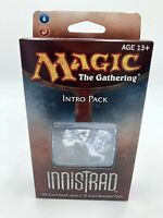 Magic The Gathering MTG Sealed Sturmgeist Innistrad Intro Booster Pack Play Deck