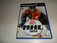 PlayStation 2 PS 2 NHL 2004 (3)