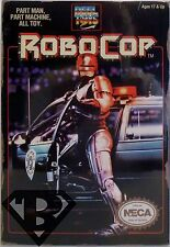 "ROBOCOP Classic NES Video Game Appearance 7"" inch Figure Reel Toys Neca 2014"