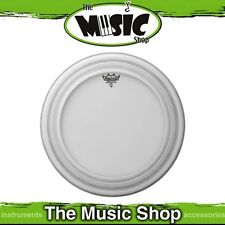 "New Remo 24"" Powerstroke Pro Coated Bass Drum Skin - 24 Inch Head - PR-1124-00"
