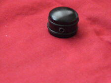 Indian  ebony with black ring guitar knobs set of 4 with insert and set screw