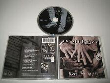 BON JOVI/KEEP THE FAITH(MERCURY/514 197-2)CD ÁLBUM