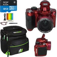 Polaroid iE4038 Digital Camera Kit w/ 40x Optical Zoom 18MP HD Video 3