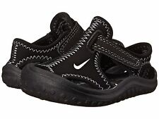 Nike BABY Sunray Protect TD Water Sandals Size 5 -Measure 4 3/4 inches from heel