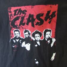 Vintage  THE CLASH T SHIRT Rare PERFECT CONDITION Size S