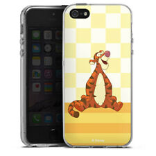 Apple iPhone 5 Silikon Hülle Case - Tigger
