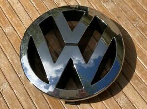 Volkswagen Touareg Routan Front Grille Emblem Trim Badge OEM 7L6853601A
