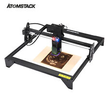 Atomstack A5 20w Laser Engraver Engraving Cutting Machine Eye Protection Us I8a2