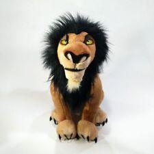 2020 NEW 34CM cute Disney The Lion King Scar Plush Stuffed Toy Kids Gifts